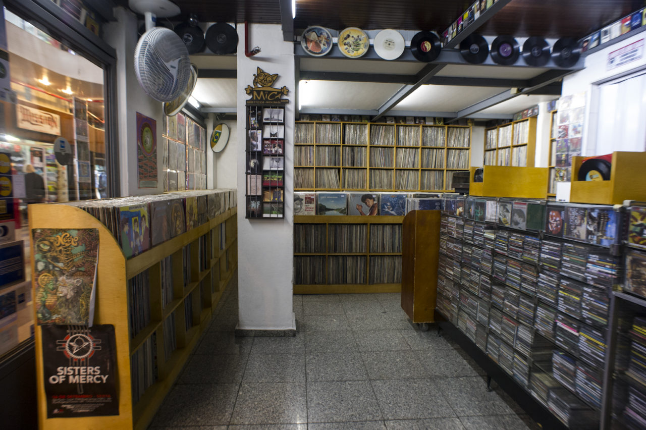 The definitive guide to Sao Paulo's best record shops - The