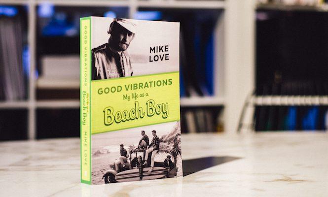 Mike Love set to publish new memoir <em>Good Vibrations: My Life As A Beach Boy</em>