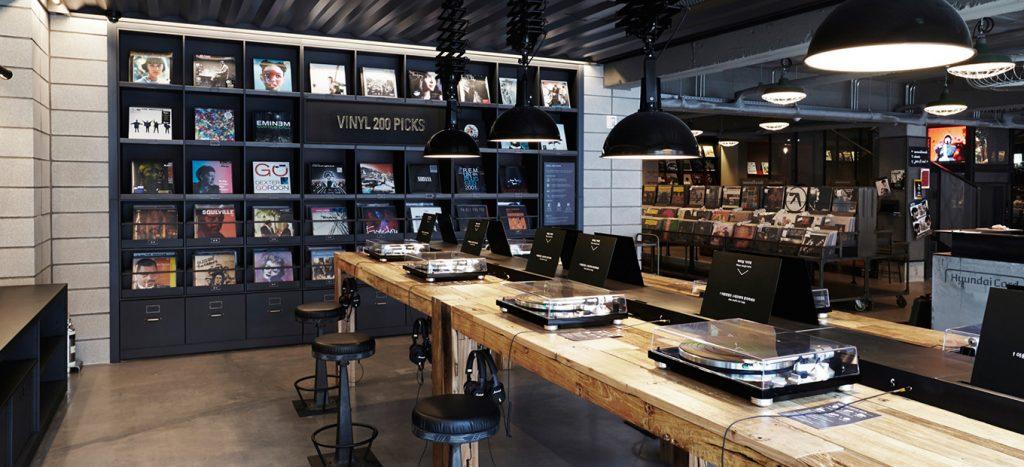 Stunning New Vinyl Hub Opens In Seoul The Vinyl Factory