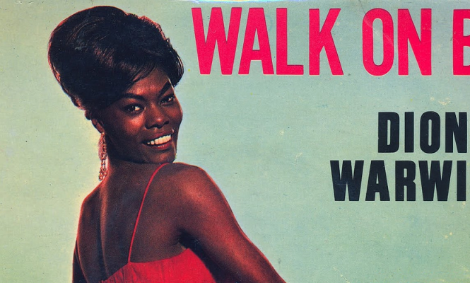 One track, three ways: Dionne Warwick's 'Walk On By'