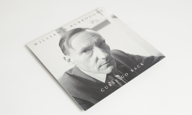 William S. Burroughs' tape cut-ups released on vinyl for the first time
