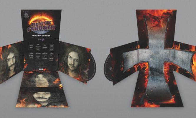 Black Sabbath to release crucifix-shaped vinyl box set