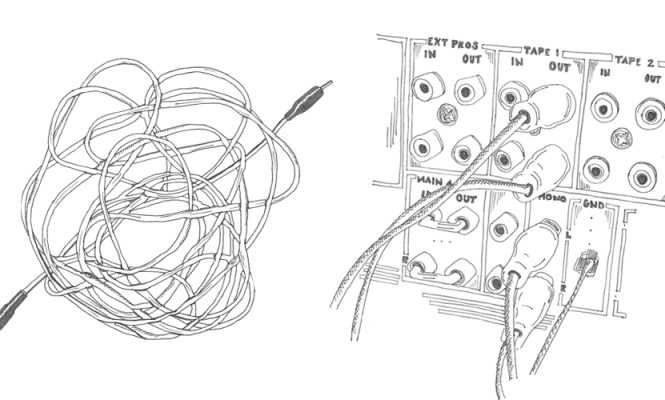 A record collector's guide to the tangled world of cables