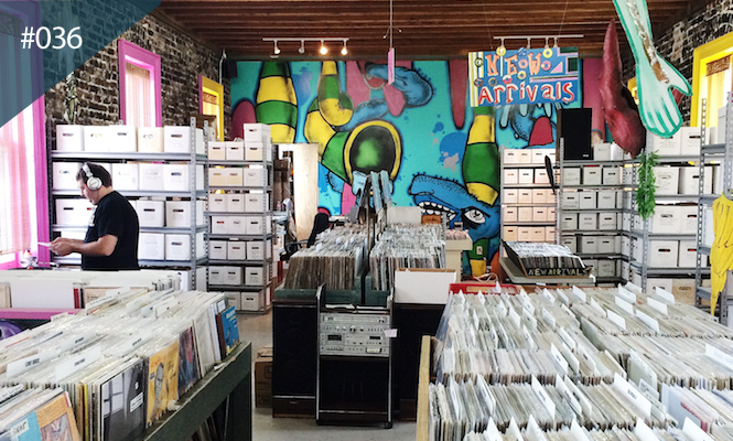 The world's best record shops #036: Euclid Records, New Orleans