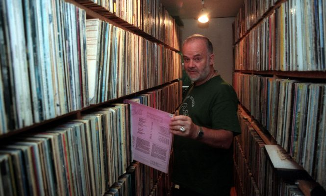 John Peel's record collection to be played at new V&A show