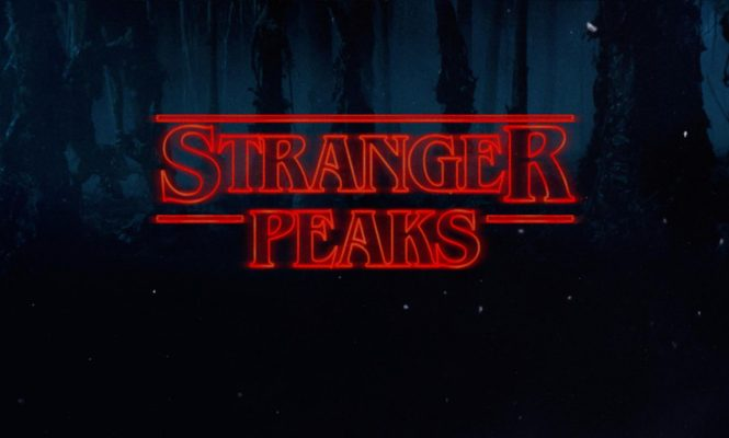 Listen to this flawless mash-up of <em>Twin Peaks</em> and <em>Stranger Things</em> themes