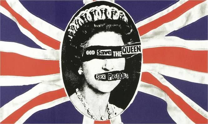 Sex Pistols immortalised in new book <em>God Save Sex Pistols</em>