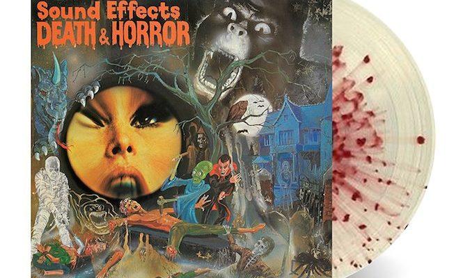 BBC&#8217;s <em>Sound Effects &#8211; Death &#038; Horror</em> reissued on vinyl