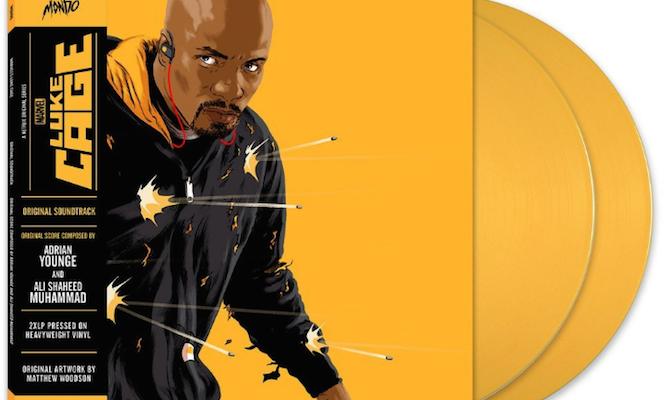 Adrian Younge, Ali Shaheed Muhammad's <em>Luke Cage</em> soundtrack drops on vinyl