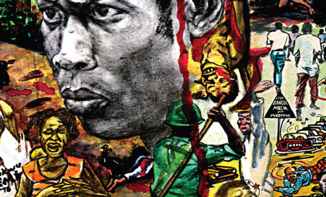 Meet the designer behind Fela Kuti's riotous record sleeves - The