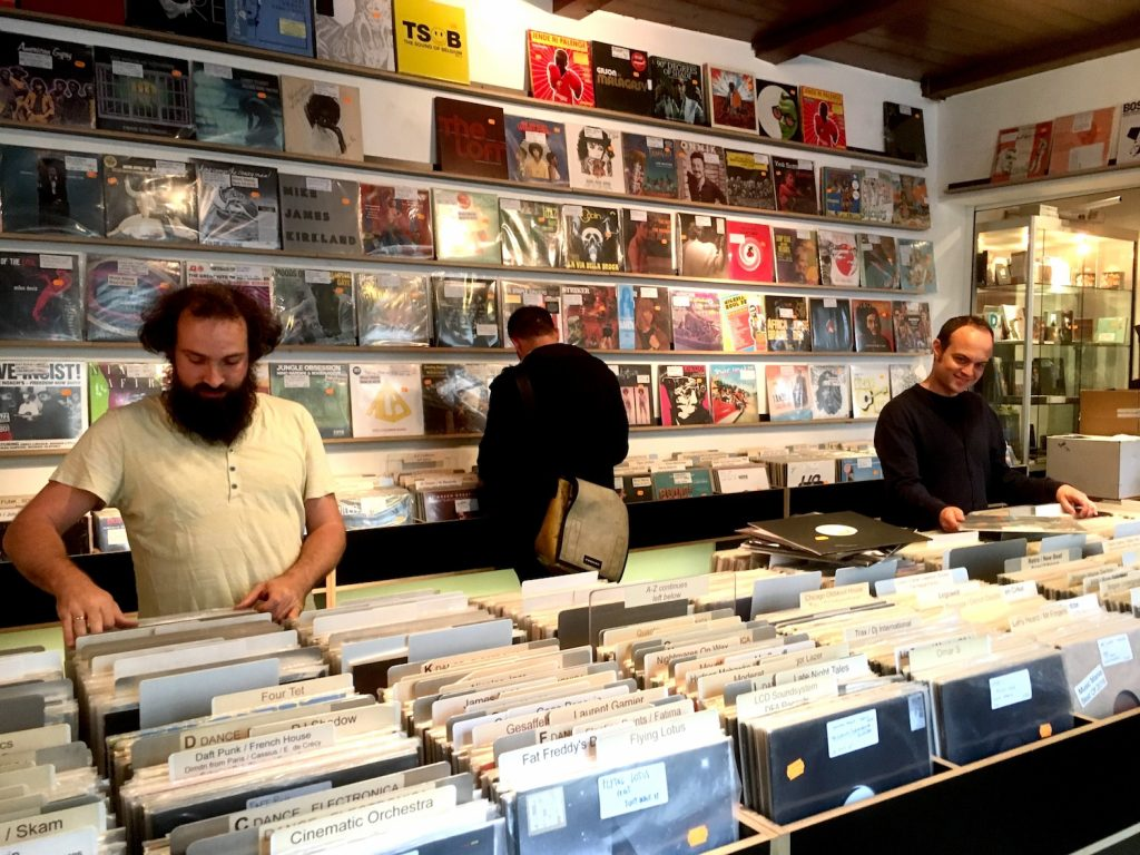 The World S Best Record Shops 042 Music Mania Ghent