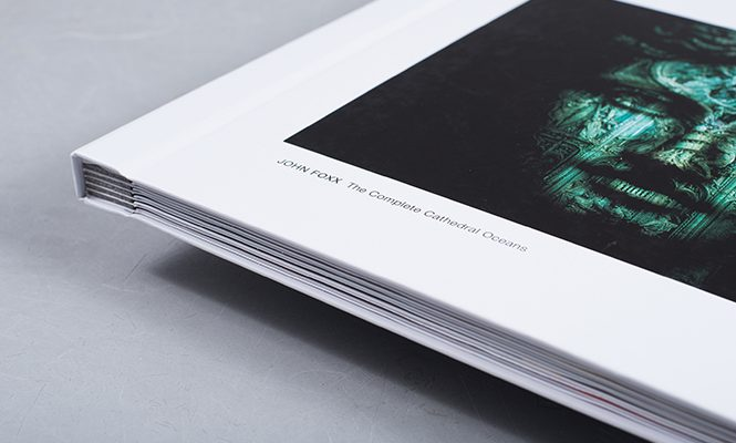 The new book-bound edition of John Foxx&#8217;s ambient masterpiece <em>Cathedral Oceans</em> makes the case for canonisation
