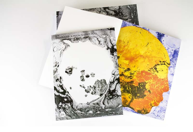 Radiohead Release A Moon Shaped Pool Songbook