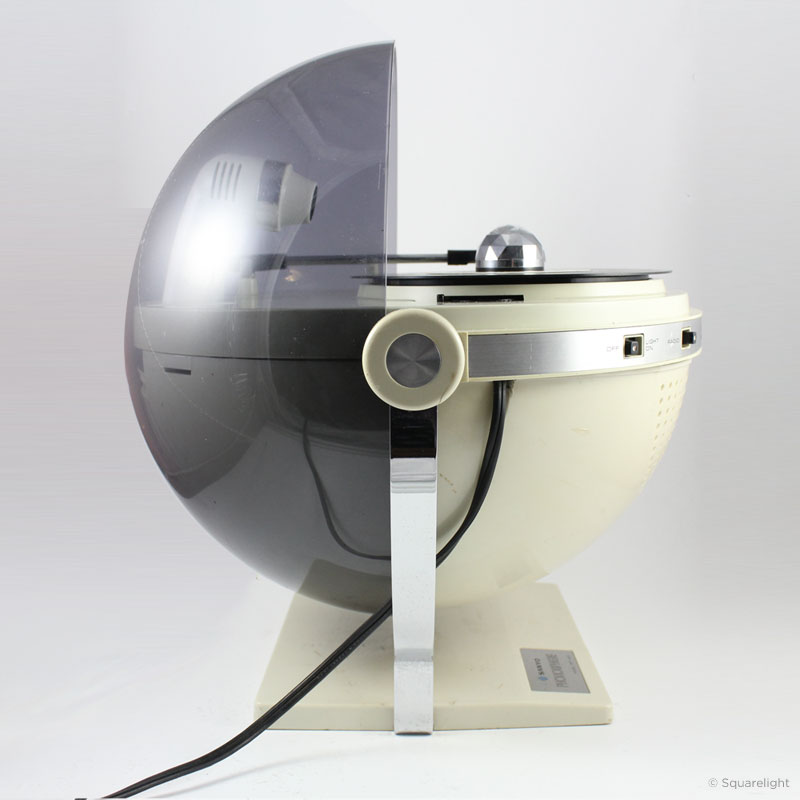 The 15 Most Incredible Space Age Record Players