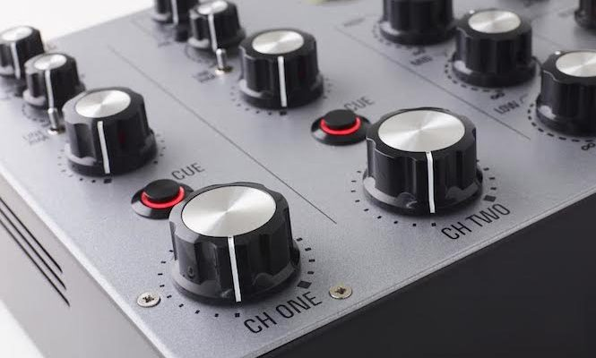 MasterSounds and Union Audio reveal analogue rotary mixer