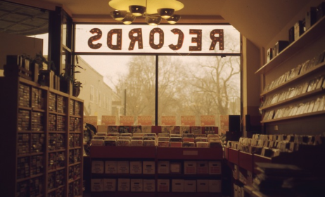 us record store