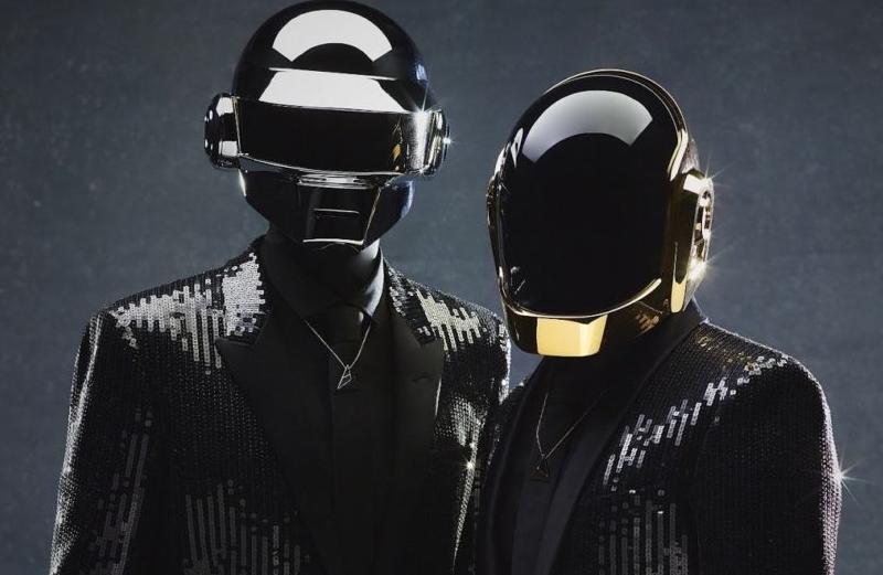 Daft Punk Release Limited Edition Quot Archival Ink Quot Portrait Painting