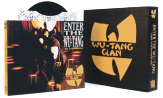 Wu Tang Clan Enter The 36 Chambers