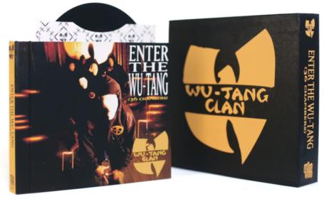 Wu Tang Clan Enter The 36 Chambers