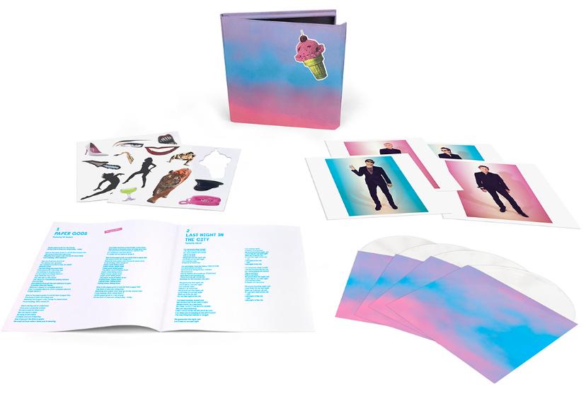 Duran Duran Paper Gods