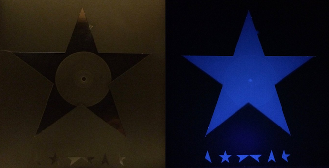 Someone has found another secret in David Bowie&#8217;s <em>Blackstar</em> album cover