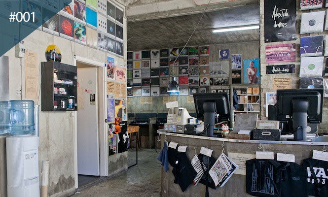50 Of The Worlds Best Record Shops