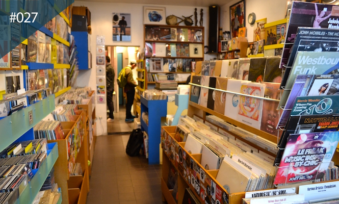 50 of the world's best record shops