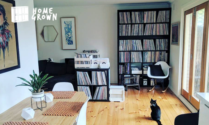 """Home Grown: """"My records are the soundtrack to my life"""""""