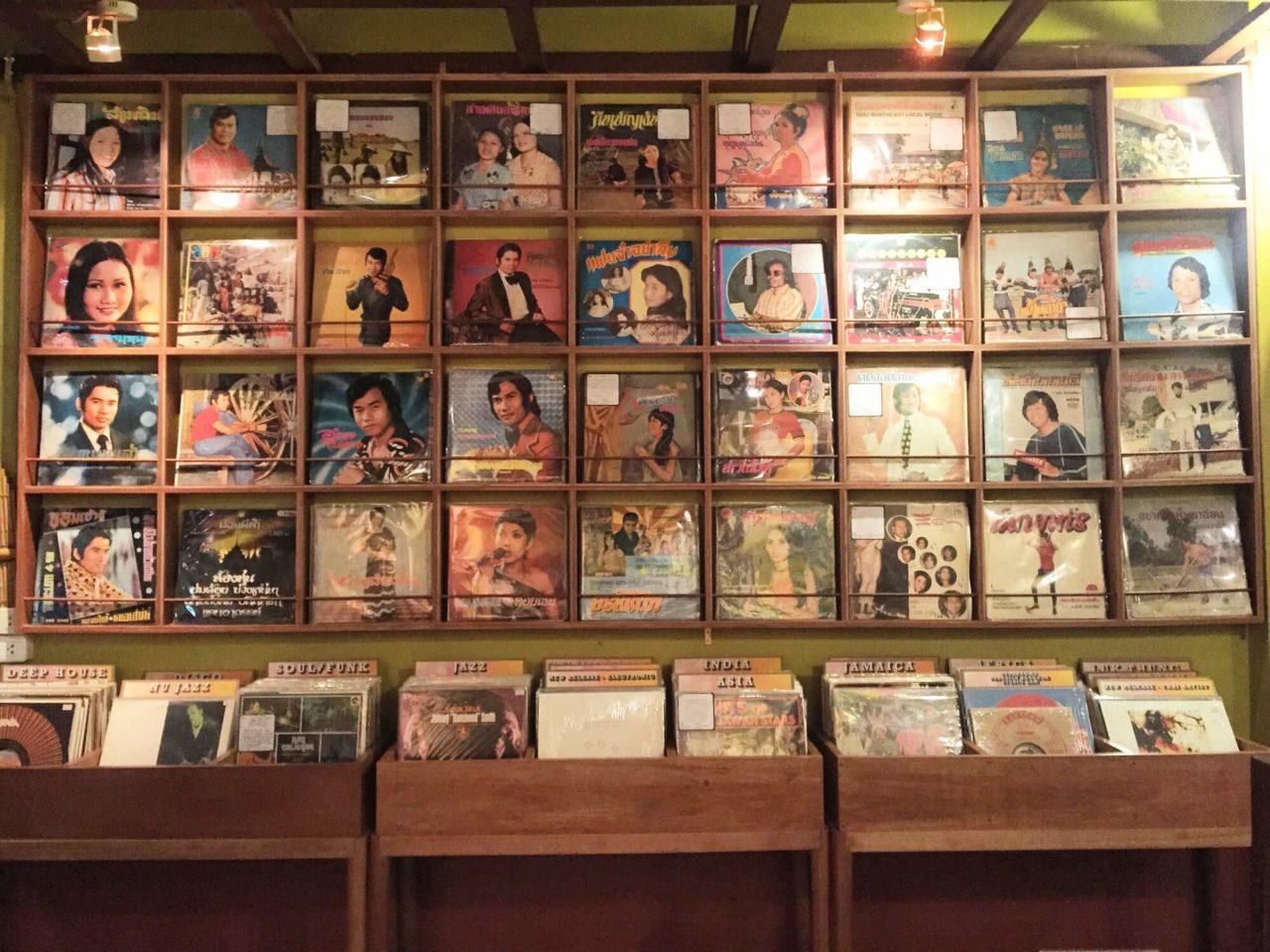 The World S Best Record Shops 049 Zudrangma Records Bangkok