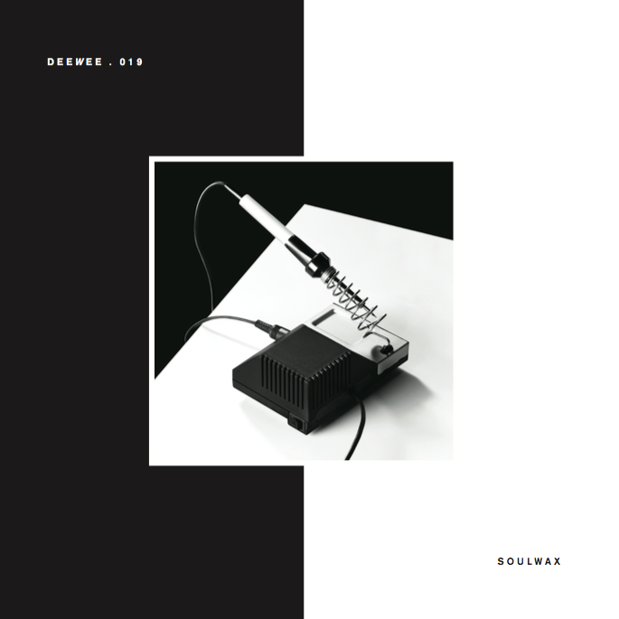 Soulwax release new limited, etched 12″ 'Transient Program for Drums and Machinery'