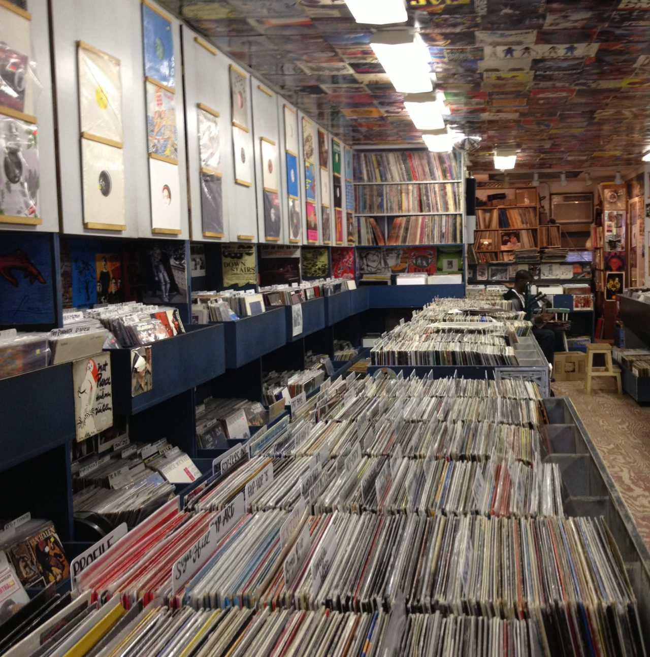 The World S Best Record Shops 050 A 1 Records New York