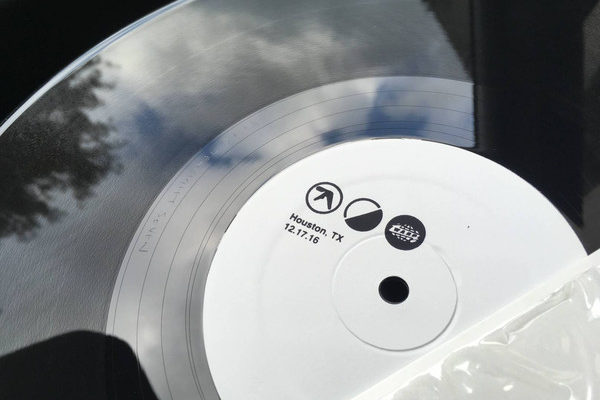 Aphex Twin's new super limited Day for Night 12″ is already on Discogs