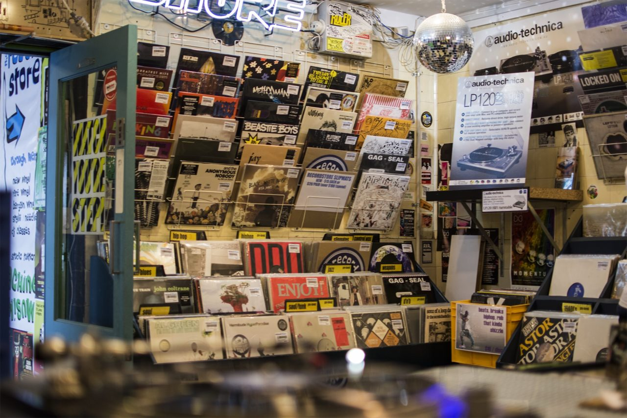 The definitive guide to Sydney's best record shops