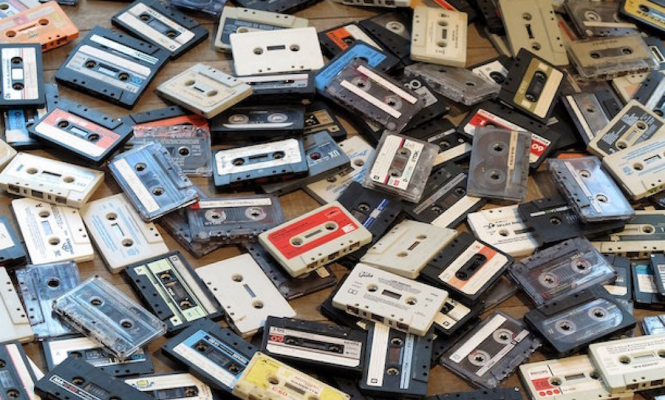 Cassette sales increased by 74% in 2016