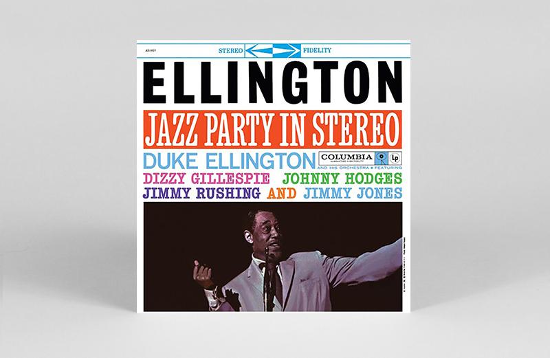 Duke Ellington's Jazz Party gets audiophile vinyl reissue