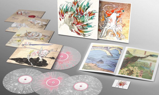 Data Discs&#8217; <em>Okami</em> soundtrack box set is a thing of beauty