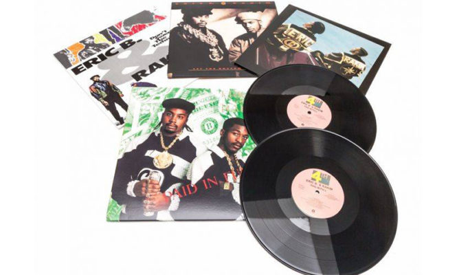 Eric B. and Rakim releasing career-spanning 8xLP box set