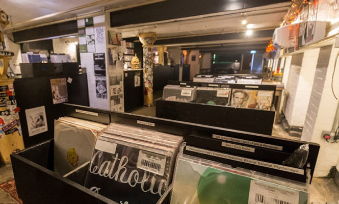Rye Wax opening pop-up record shop in Somerset House this summer