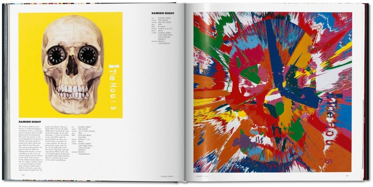 New Taschen Book Collects The Best Artist Designed Record