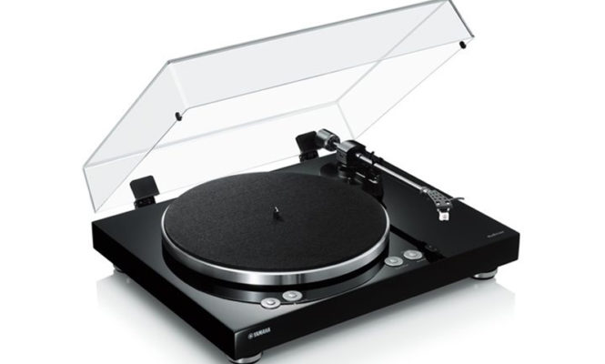 Yamaha unveils new all-in-one Wi-Fi turntable