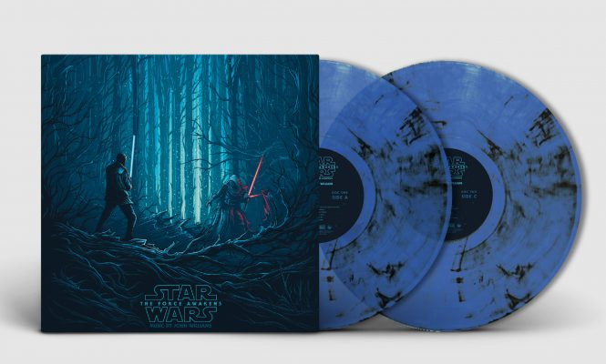 <em>Star Wars: The Force Awakens</em> OST gets collector's edition vinyl release