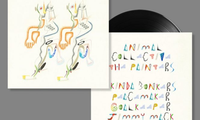 Animal Collective release new EP <em>The Painters</em> on 12&#8243; vinyl
