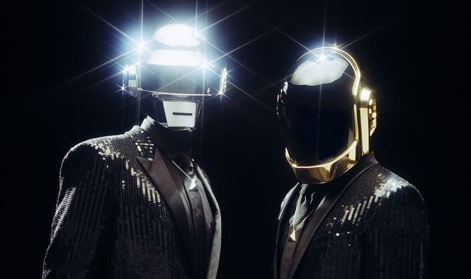 Daft Punk announce pop-up shop featuring limited edition artwork
