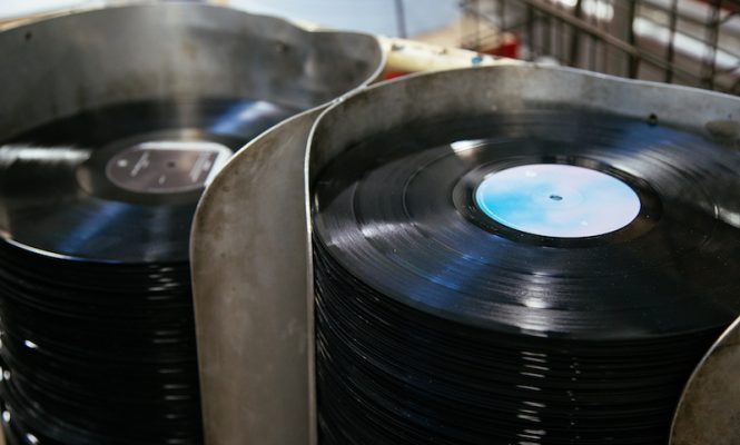 New record pressing plants opened on five continents in 2017