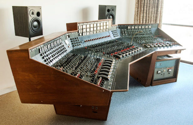 Pink Floyd's Dark Side of the Moon recording console sold at auction for $1.8M