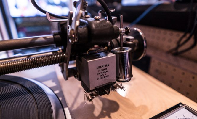 Soho Radio installs vinyl lathe to cut sessions by Seun Kuti & more direct-to-disc