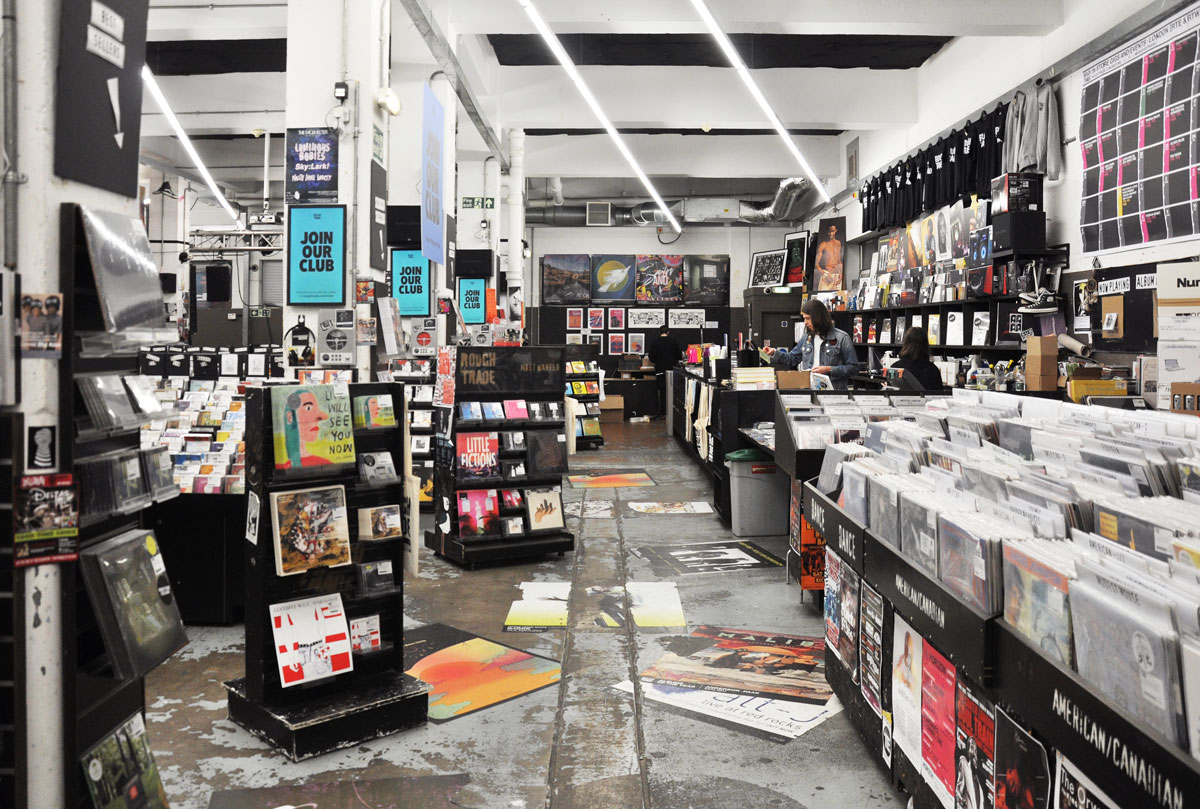 A Guide To London S Best Record Shops