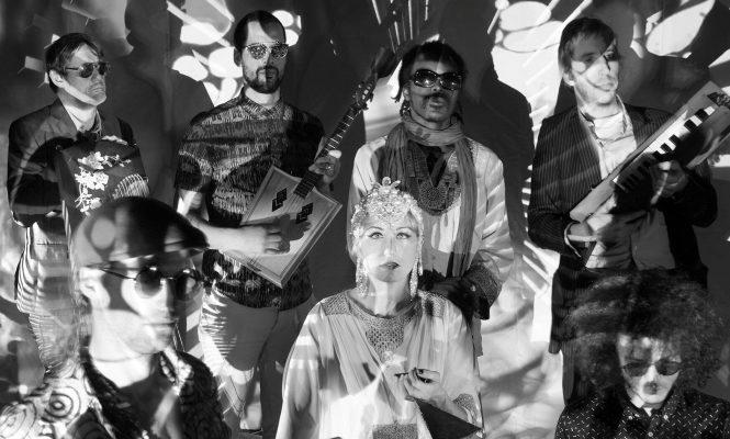 The Heliocentrics announce new album <em>A World Of Masks</em> on gold vinyl