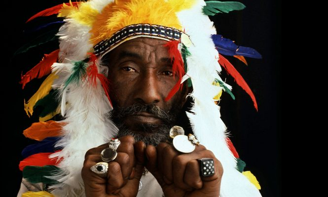 """An introduction to Lee """"Scratch"""" Perry in 10 records"""