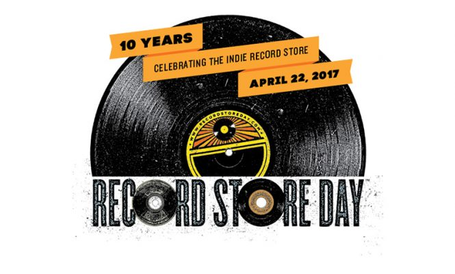 The official list of Record Store Day 2017 releases